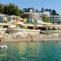 санаторий Радуга пляж
